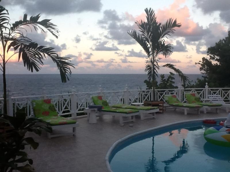 Panoramic ocean view - Voted #1 Seaside Villa in Ocho Rios Jamaica - Oracabessa - rentals