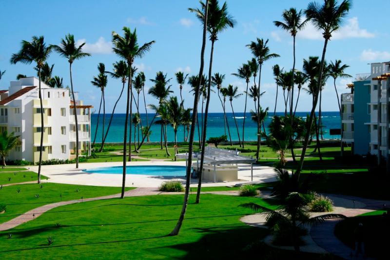 Playa Turquesa N-202 Premier Beachfront Ocean View - Image 1 - Punta Cana - rentals