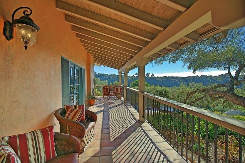 Santa Barbara Stunning Mediterranean Estate - Image 1 - Santa Barbara - rentals