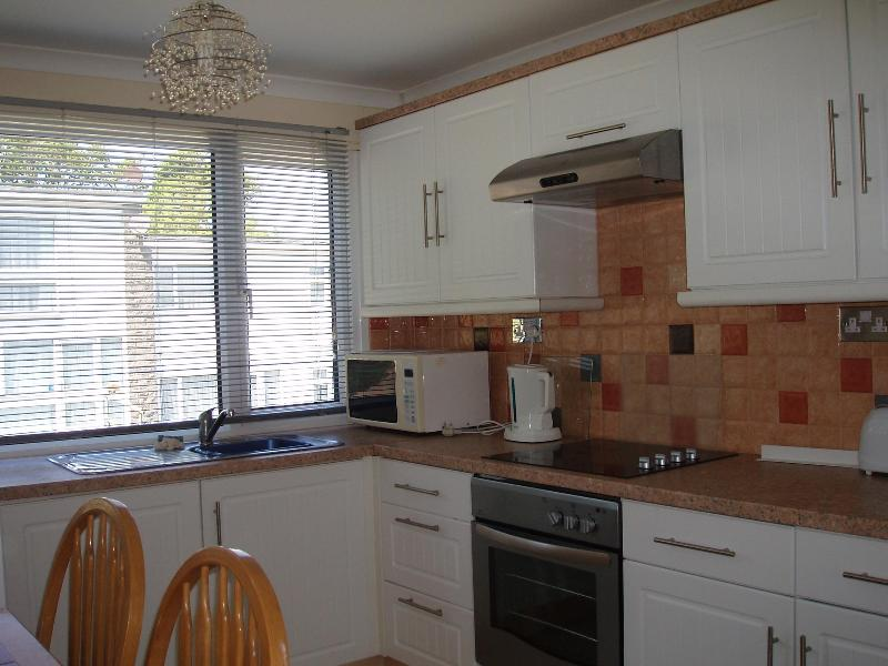 OPEN PLAN KITCHEN/DINING AREA - Freshwater East, Pembroke, Holiday Chalets 162 - Freshwater East - rentals