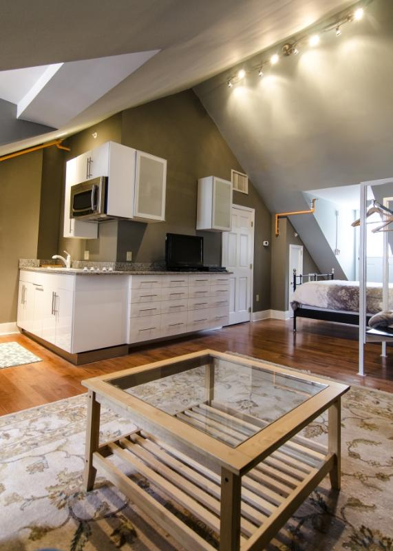 Large Center City Philadelphia Studio - Image 1 - Philadelphia - rentals