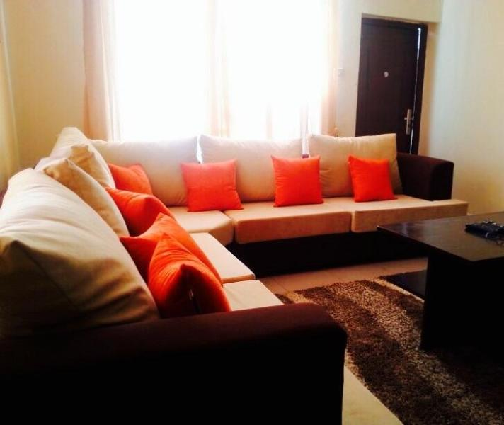 Cozy Living Room - Geo Mara Airport Express - JKIA - Shaba National Reserve - rentals