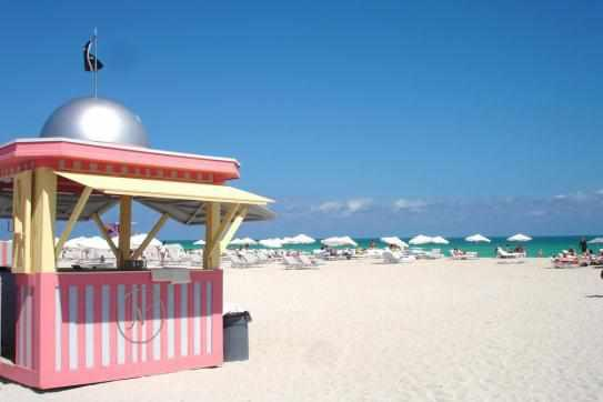 Oceanfront Accommodation - South Beach - 6 Room Lock Out-Shelborne South Beach Miami Resort - Miami Beach - rentals