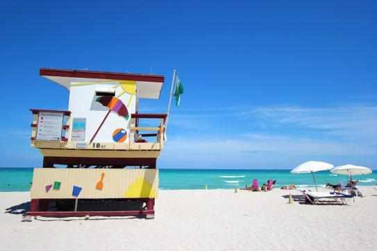 Metropolitan Oceanfront at Shelborne SoBe Miami - Image 1 - Miami Beach - rentals