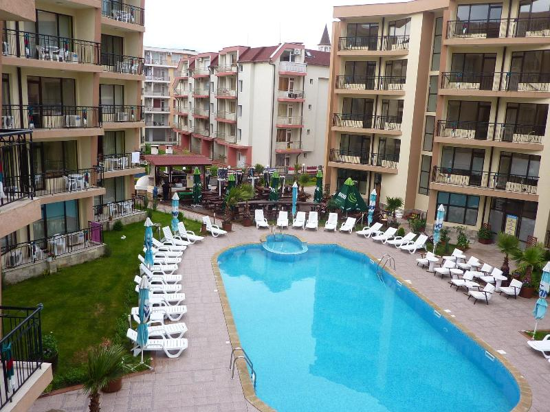 Sea Greace - 1 bedroom apartments for 4 persons - Image 1 - Sunny Beach - rentals