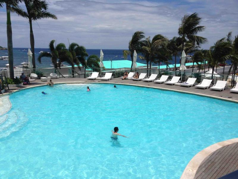 Movenpick Swimming Pool - Cebu Studio In Movenpick Resort - Lapu Lapu - rentals