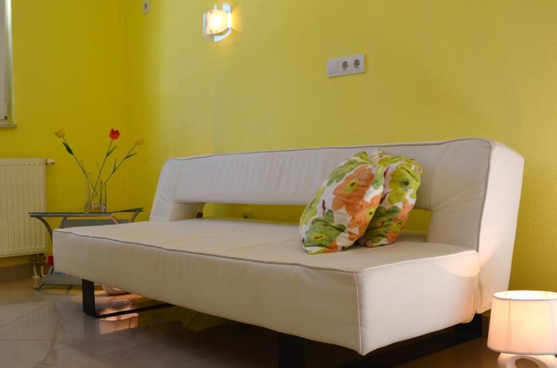 Comfort two bedroom apartment with seaview - Image 1 - Arbanija - rentals