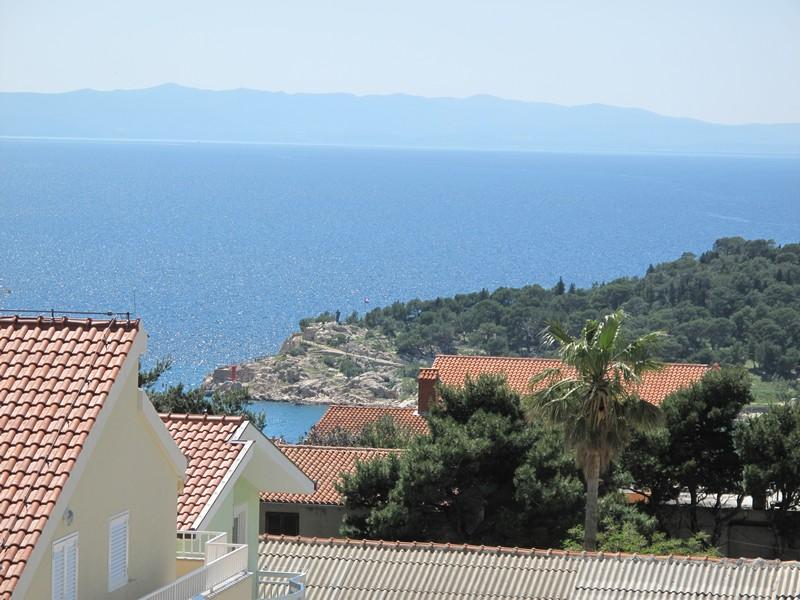 Apartment Pivac with sea view for 2 - Image 1 - Makarska - rentals