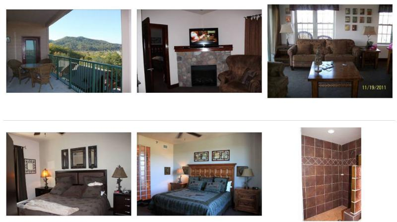 Cozy Retreat at Big Bear Lodge - Image 1 - Pigeon Forge - rentals
