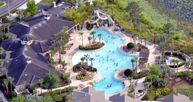 Windsor Hills Resort  Kissimmee - 3/3 Private pool - Image 1 - Kissimmee - rentals