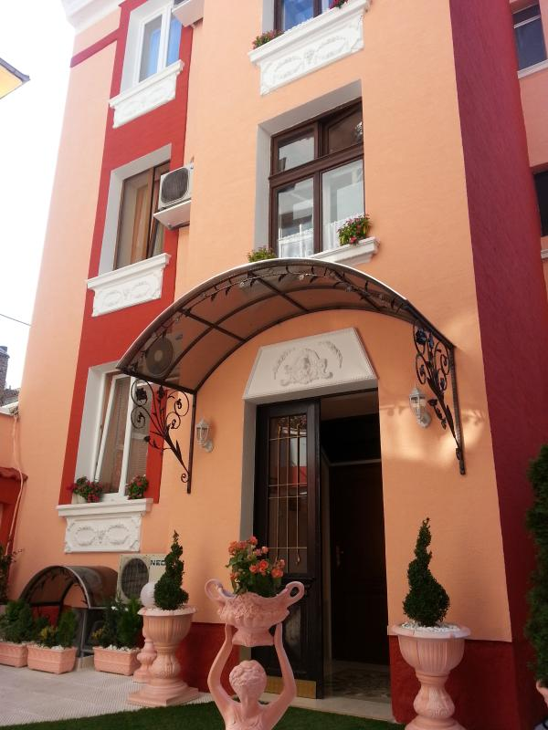Orange flower 1 - Top center of Sofia - Image 1 - Sofia - rentals