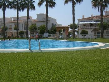 Swimming pool - Beach Front House In South Granada - Salobrena - rentals