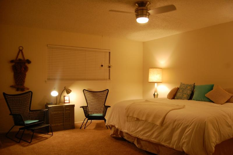 Huge Master Bedroom - Northwest Austin Duplex - Recently Updated - Quiet and comfortable - Austin - rentals
