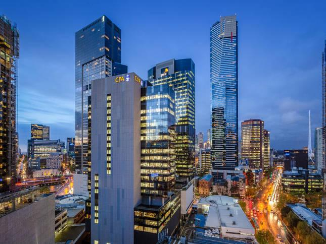 Southbank Central apartment - city view - StayCentral Cityviews corporate; gym pool three bedrooms great view - Melbourne - rentals