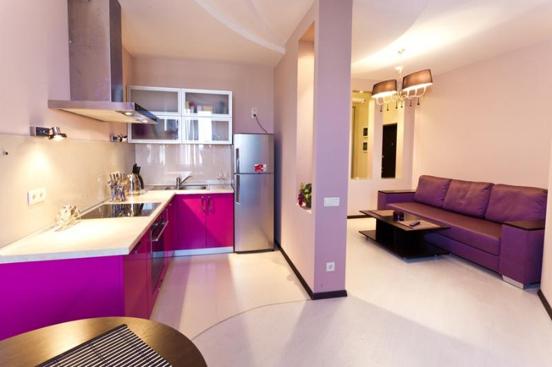 New stylish, modern, cozy apartment near center of Odessa - Image 1 - Odessa - rentals