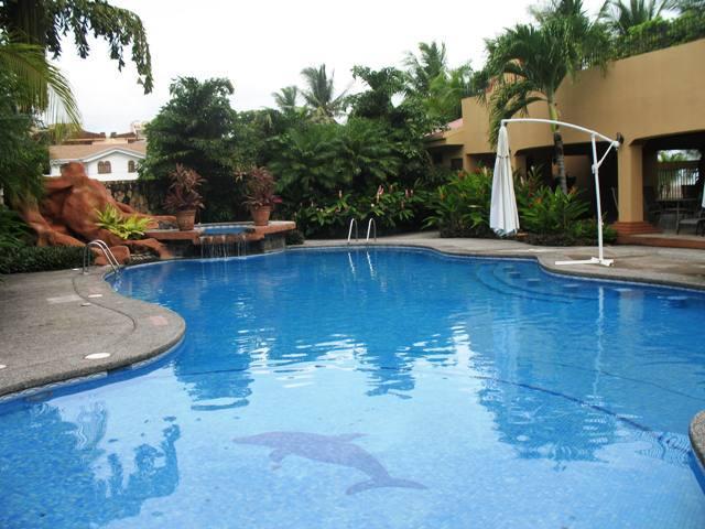 Pool - Beach front condo LA FLOR - Jaco beach - Monteverde - rentals