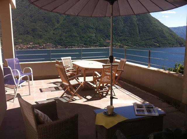Colonno, Lake Como 6 sleeps apartment - Image 1 - Argegno - rentals