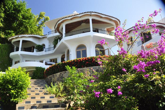 Villa Casa de Los Amigos, Moorish Style Villa by the Sea - Casa de Los Amigos Morrish Style Villa by the Sea - La Peaita de Jaltemba - rentals