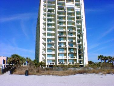 3rd floor oceanfront corner unit - South Hampton Oceanfront 2 Bdm Rental at Kingston - Myrtle Beach - rentals
