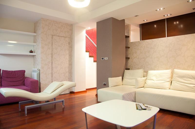 Lux penthouse duplex at Rimski trg - Image 1 - Podgorica - rentals
