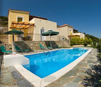3 Bedroom Villa in Rethymno - Crete - Image 1 - Rethymnon - rentals