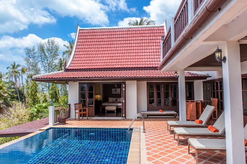 Villa Ciara 4 bedroom villa - Image 1 - Ban Bang Makham - rentals