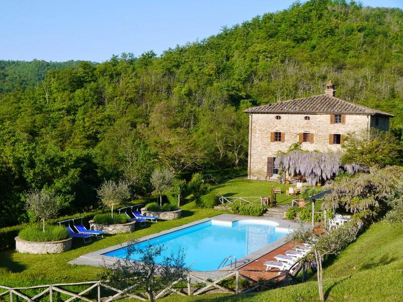 17th Century Tuscan Villa - Casivieri - Secluded 17th Century Tuscan Villa - Monte Santa Maria Tiberina - rentals
