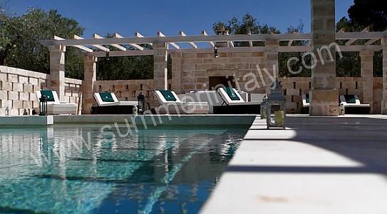 Villa Violino - Image 1 - Alezio - rentals