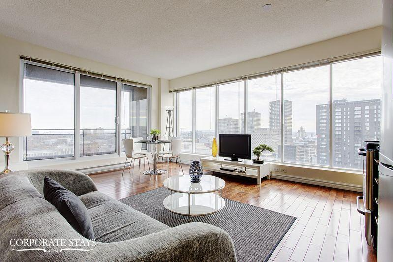 Fantasia 1BR   Corporate Housing   Montreal - Image 1 - Montreal - rentals