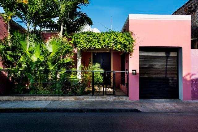 Villa Rosa - Villa Rosa is a luxury home in the historic centre - Merida - rentals