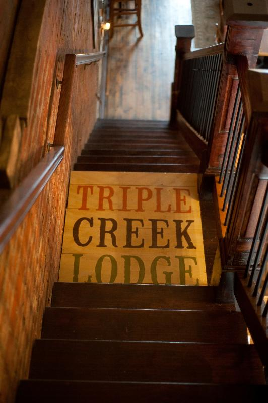 Triple Creek Lodge - Triple Creek Lodge-CHERRY RUN SUITE - Millheim - rentals