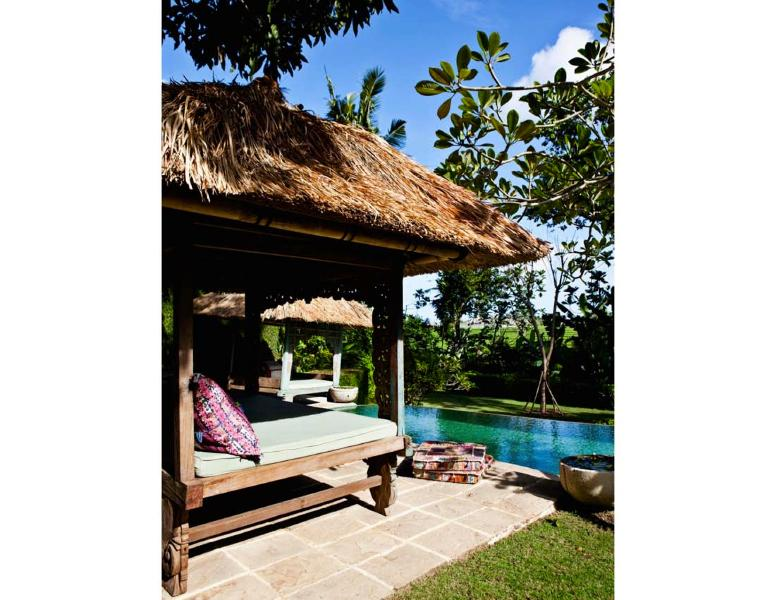 enjoy a massage by the pool with lovely views - BOHEMIAN LUXURY IN YOUR OWN TROPICAL HIDEAWAY - Canggu - rentals