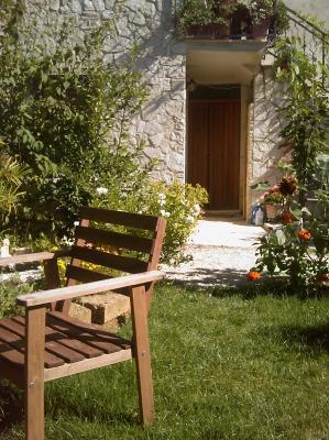 Main door - Umbian Casette Countryhouse - Amelia - rentals