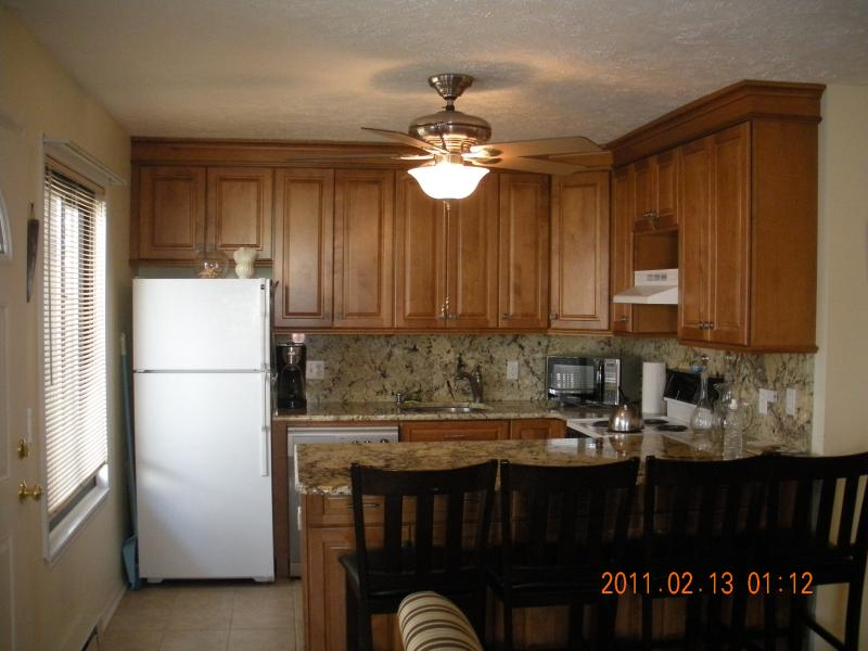Eat In and Updated Kitchen - ALL INCLUSIVE winter rental 28 K St. SSP NJ 08752 - Seaside Park - rentals