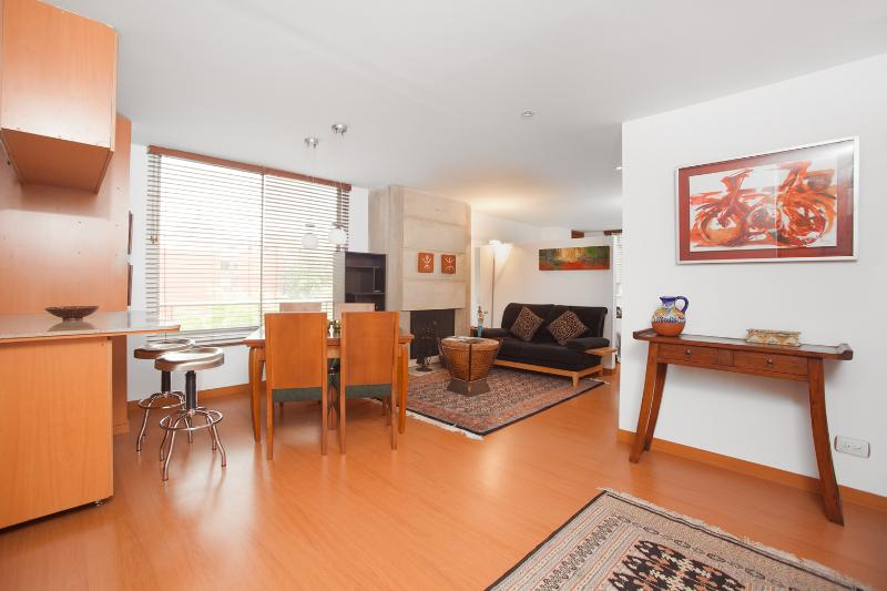 Comfortable Studio Apartment in Parque 93 - Image 1 - Bogota - rentals