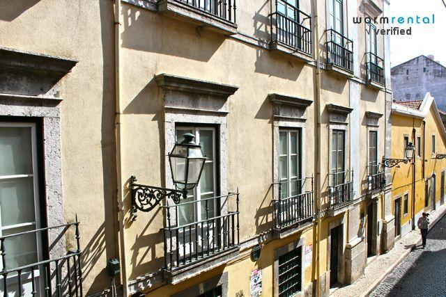 Street View  - Grey Pepper Building - Lisbon - rentals