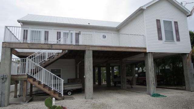 3/2 Stilt Home on Canal - Boaters Paradise in Ramrod Key - Ramrod Key - rentals