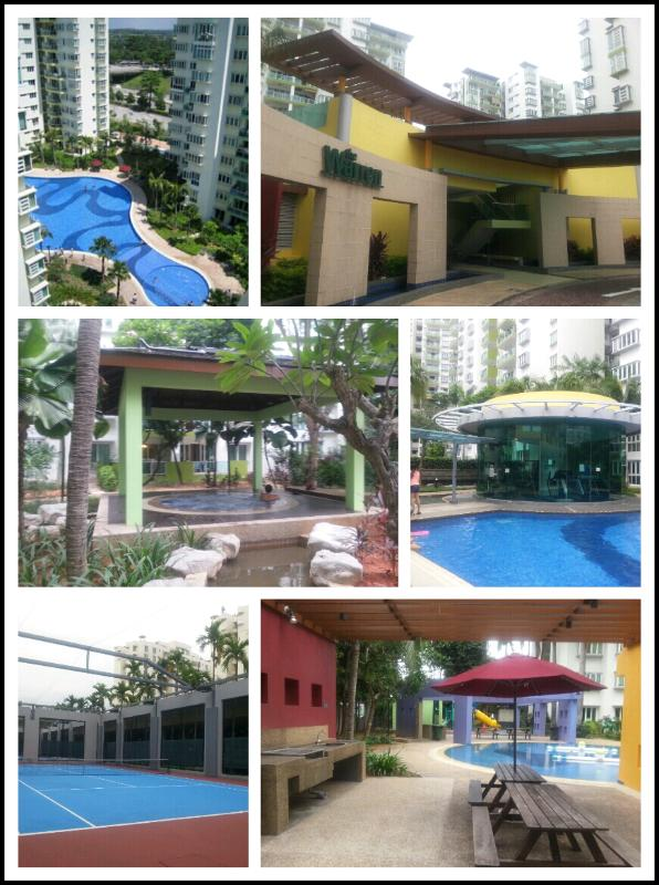 Exterior - 2+1 Condo @ Warren for rent-next to MRT, shopping - Singapore - rentals