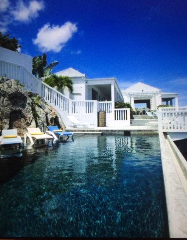 Pool - Banana Villa in Paradise - Saint Thomas - rentals