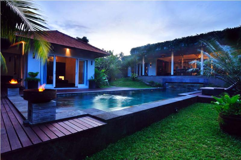 Villa & Pool Overview - Reina,3 Bed/4Bath Villa,short drive from Seminyak - Seminyak - rentals