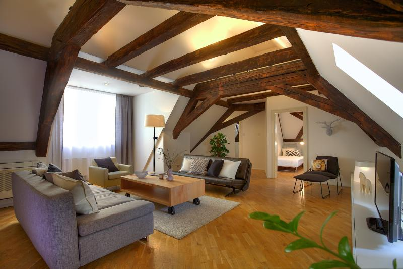 Old Town Attic Apartment - Old Town Attic Apartment - Prague - rentals