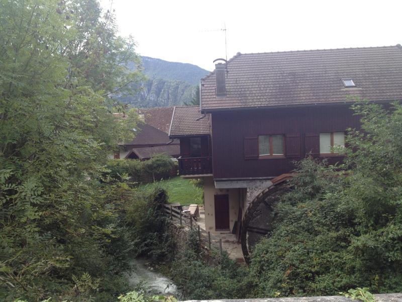 16th Century Saw Mill - La Scierie - Luxury 16c. Saw Mill, Talloires, Lake Annecy - Talloires - rentals