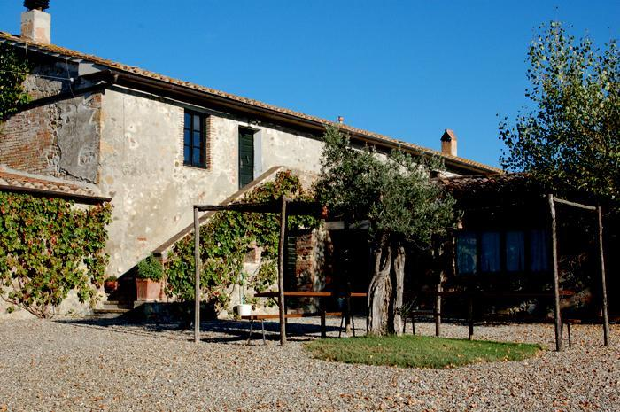 Blue House - Apartament with swimming pool in Val d'Orcia - Image 1 - Castiglione D'Orcia - rentals