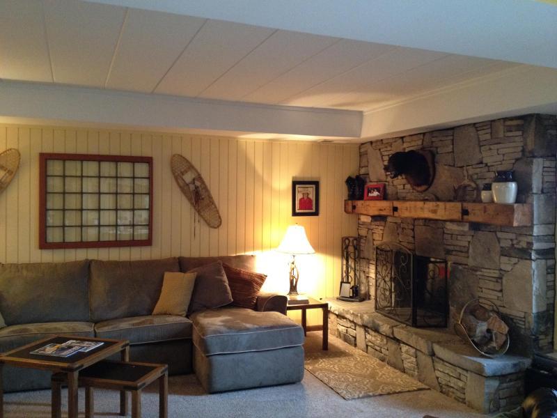 Family Room - Seven Springs Condo Mountain Villas - Champion - rentals