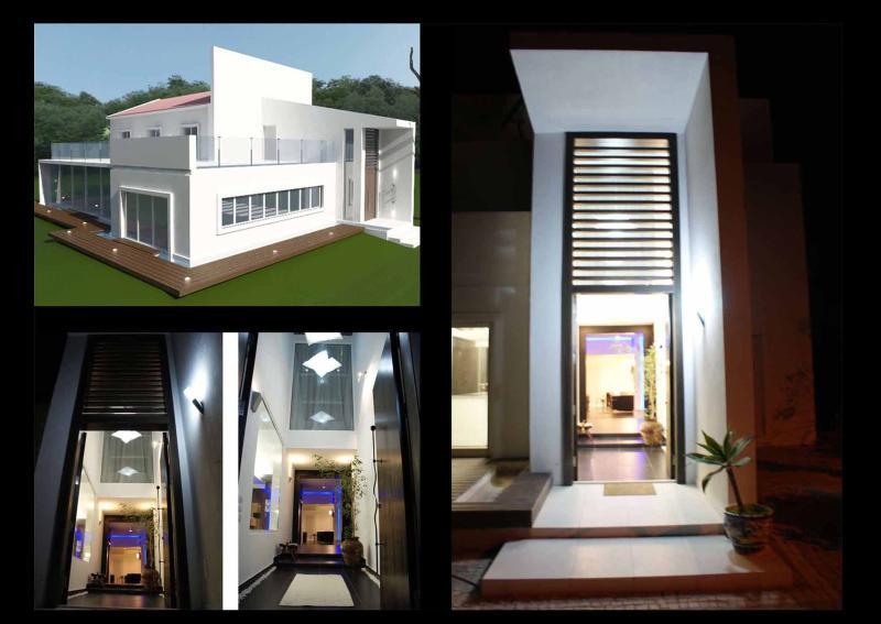 Magnificent moutains and sea view new villa - Image 1 - Faro - rentals