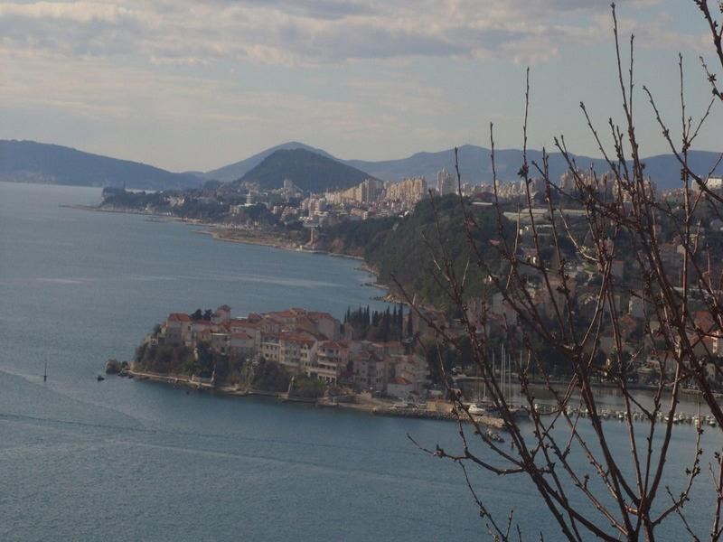 Breathtaking view  from the apartment - PANORAMA - Image 1 - Podstrana - rentals
