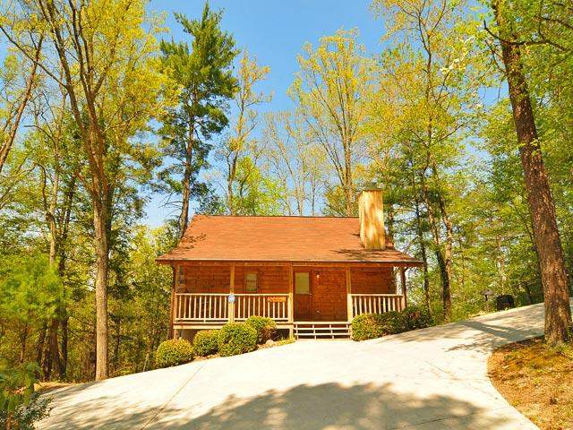 Almost Paradise - Image 1 - Sevierville - rentals