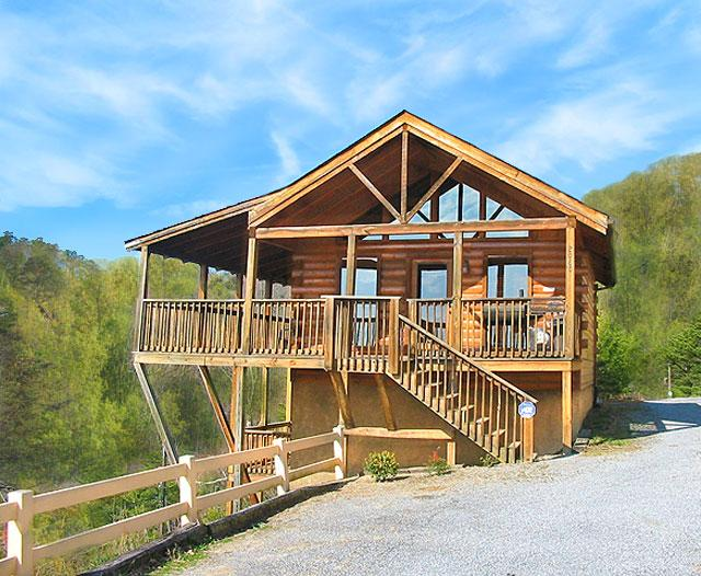 Lovers Point - Image 1 - Sevierville - rentals