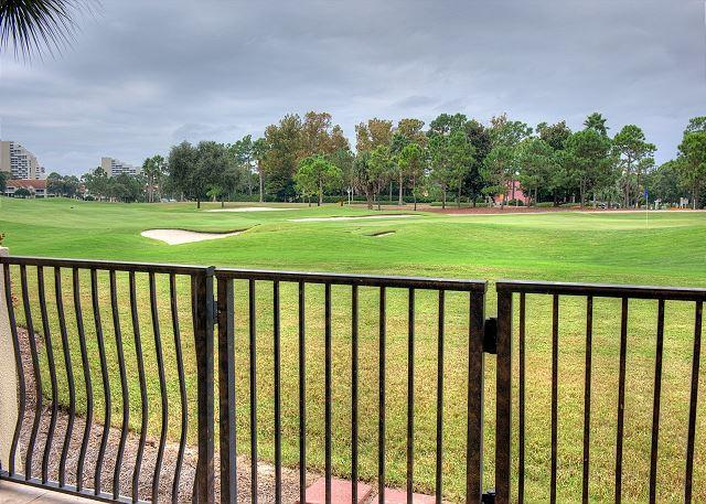 Fabulous ground floor golf course view - Sleeps up to 10. Make plans for the beach this spring! - Sandestin - rentals