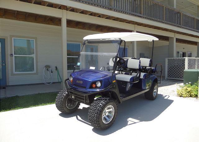 Welcome to Pepper's Perfect Paradise, Golf Cart Included with Re - Pepper's Perfect Paradise, 4/3,* FREE Golf Cart, Pet Friendly, Sleeps 12! - Port Aransas - rentals